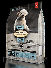 Oven-Baked Tradition беззерновой корм для собак малих порід з рибою, 4,54 кг