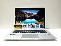 НОВИЙ Touch HP EliteBook 1040 G4 IPS i5-7300U 8GB SSD256GB