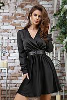 Женское платье с поясом 42,44,46, фото 1