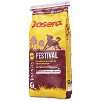 Josera (Йозера) Festival гипоаллергенный корм для собак, 15 кг