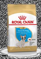 Royal Canin (Роял Канин) French Bulldog Puppy корм для щенков породы французский бульдог до 12 месяцев, 1 кг