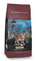 Landor (Ландор) Sterilized & Light сухой корм для стерилизованных и кошек с избыточным весом, 10 кг
