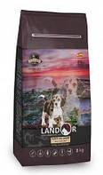Landor Puppy сухой корм для щенков любой породы от 1 до 18 месяцев, 1 кг