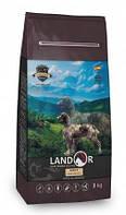 Landor Adult Dog Lamb & Rice сухой корм для взрослых собак всех пород с ягненком, 3 кг