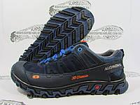 Кроссовки мужские Salomon 3D, синие