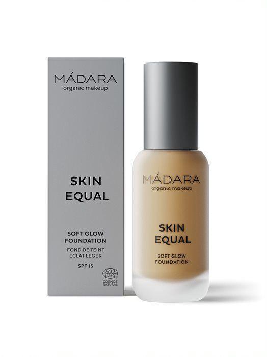 Жидкая тональная основа № 50 Золотой песок Madara Cosmetics, 30мл