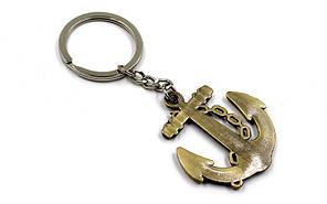 Брелок Якорь (металл хром., цена за 1шт) PZ-C-4967, фото 2
