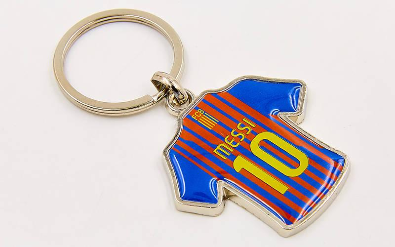 Брелок Barcelona форма MESSI (металл, пластик, цена за 1шт) PZ-FB-7075