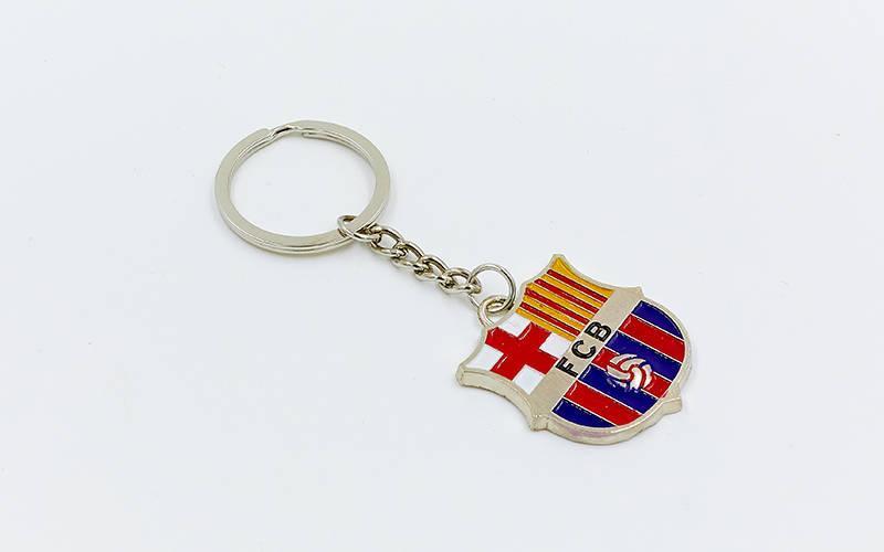 Брелок Barselona (металл хром., цена за 1шт) PZ-FB-5589