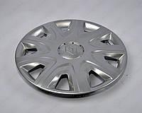 Колпак колесного диска (на стальные диски R15) на Renault Kangoo II 2008-> - Renault (Оригинал) - 8201054995