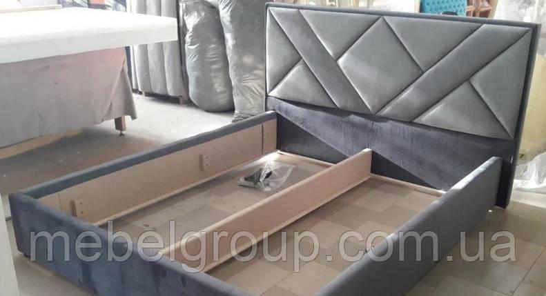 Ліжко Париж 180*200, з механізмом, фото 2