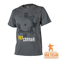 Футболка Helikon-Tex® T-Shirt (Bolt Carrier) - Cotton - Shadow Grey, фото 1