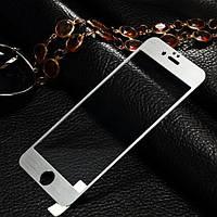 Защитное стекло TG Premium Tempered Glass 0,26mm 2,5D для iPhone 6 Metal Satin