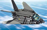 Конструктор SLUBAN серии Воздушные войска Самолет M38-B0108R, 209 деталей