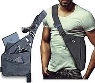 Мужская водонепроницаемая сумка Crossbody. Сумка мужская