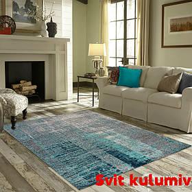 Гобеленовый ковер Almina 118547 grey/l.blue 7