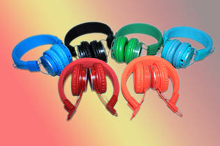 Наушники беспроводные Bluetooth Tymed TM-001 качество
