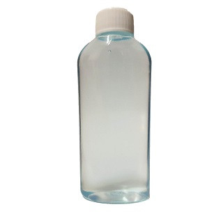 "Флакон для парфюмерии ""Иланг"" 55мл из пластика с крышкой"