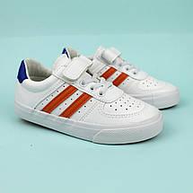 Детские белые слипоны кроссовки для мальчика тм Том.м размер 31,33,34, фото 2