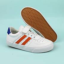 Детские белые слипоны кроссовки для мальчика тм Том.м размер 31,33,34, фото 3