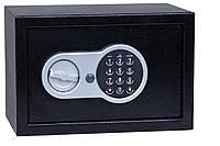 "Сейф для дома и офиса ""SIL SECURITY"" 200х310х200мм с взломостойким электронным замком"