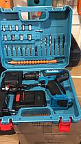 Аккумуляторный шуроповерт Макита_Makita 550. | 24V, LI-ION | Шуруповёрт аккумуляторный makita