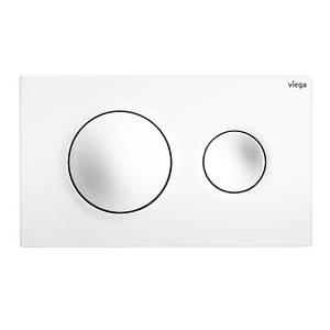 Prevista панель смыва для унитазов Visign for Style 20 - альпийский белый
