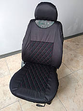 Майки LUXE на передние сиденья авто 1+1, фото 2