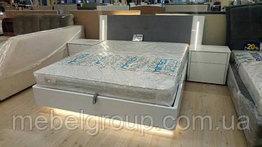 Ліжко Даллас 180*200 в шпоні, фото 3