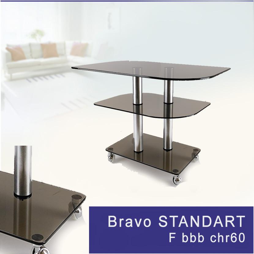Журнальный стол Bravo Fbbb chr