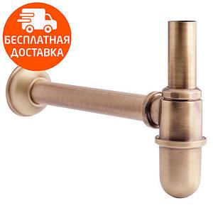 Сифон для раковины Bianchi SIFOTT354000VOT бронза