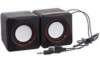 Компьютерные колонки акустика DC 02