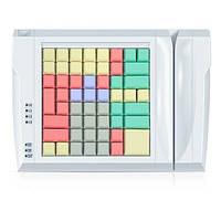 POS клавиатура Posua LPOS-064 (со считывателем магнитных карт)