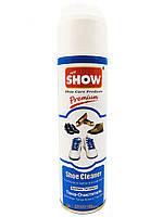 Пена-очиститель для всех видов обуви Show 250 мл