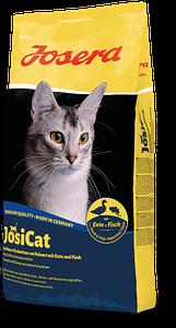 JosiCat Ente & Fisch 10 кг. Корм для котов с уткой и рыбой