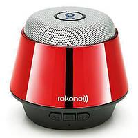 Портативная Bluetooth колонка Rokono B10 MP3 Red