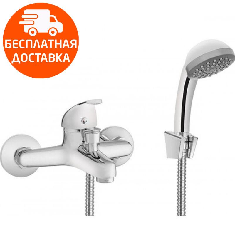 Смеситель для ванны Invena Perea BW-05-001 хром