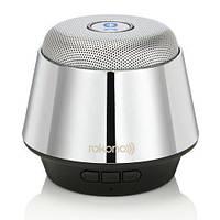 Портативная Bluetooth колонка Rokono B10 MP3 Silver