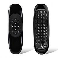 Аэромышь с клавиатурой i8 Black