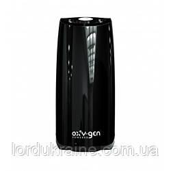 Диспенсер Oxy-Gen Powered Viva!E Black чёрный пластик