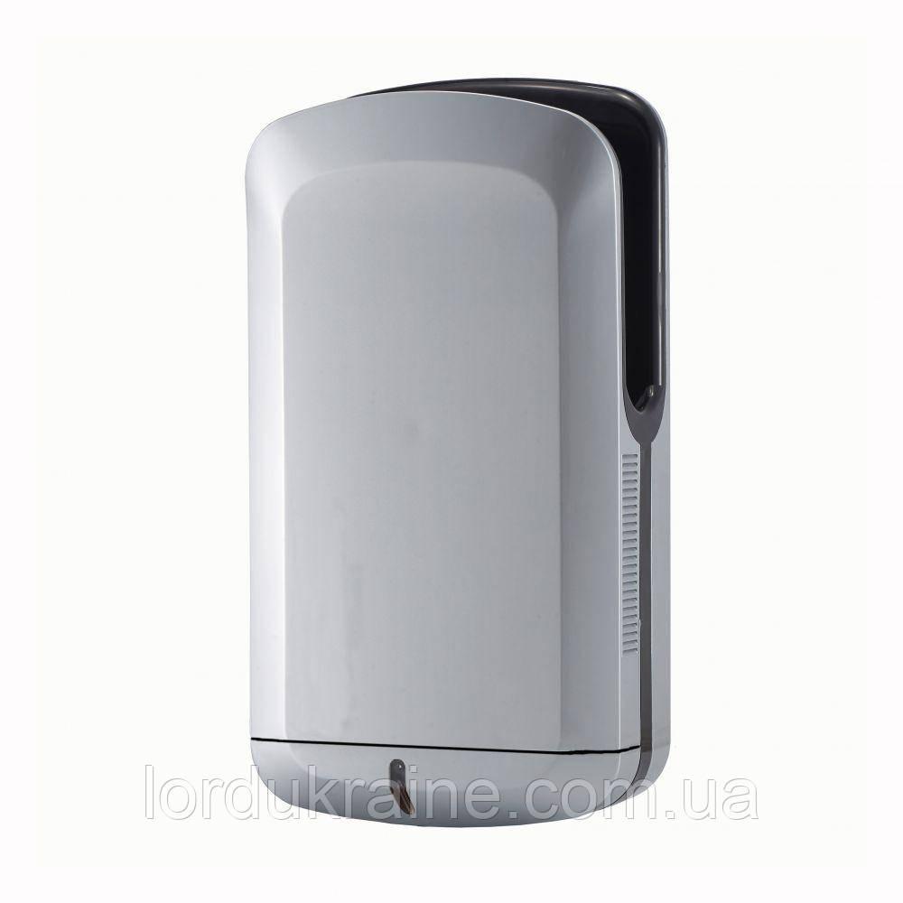 Сушилка для рук сатиновый пластик POWER RAPID PW702 Satin