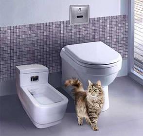 Средства для чистки и дезинфекции туалета