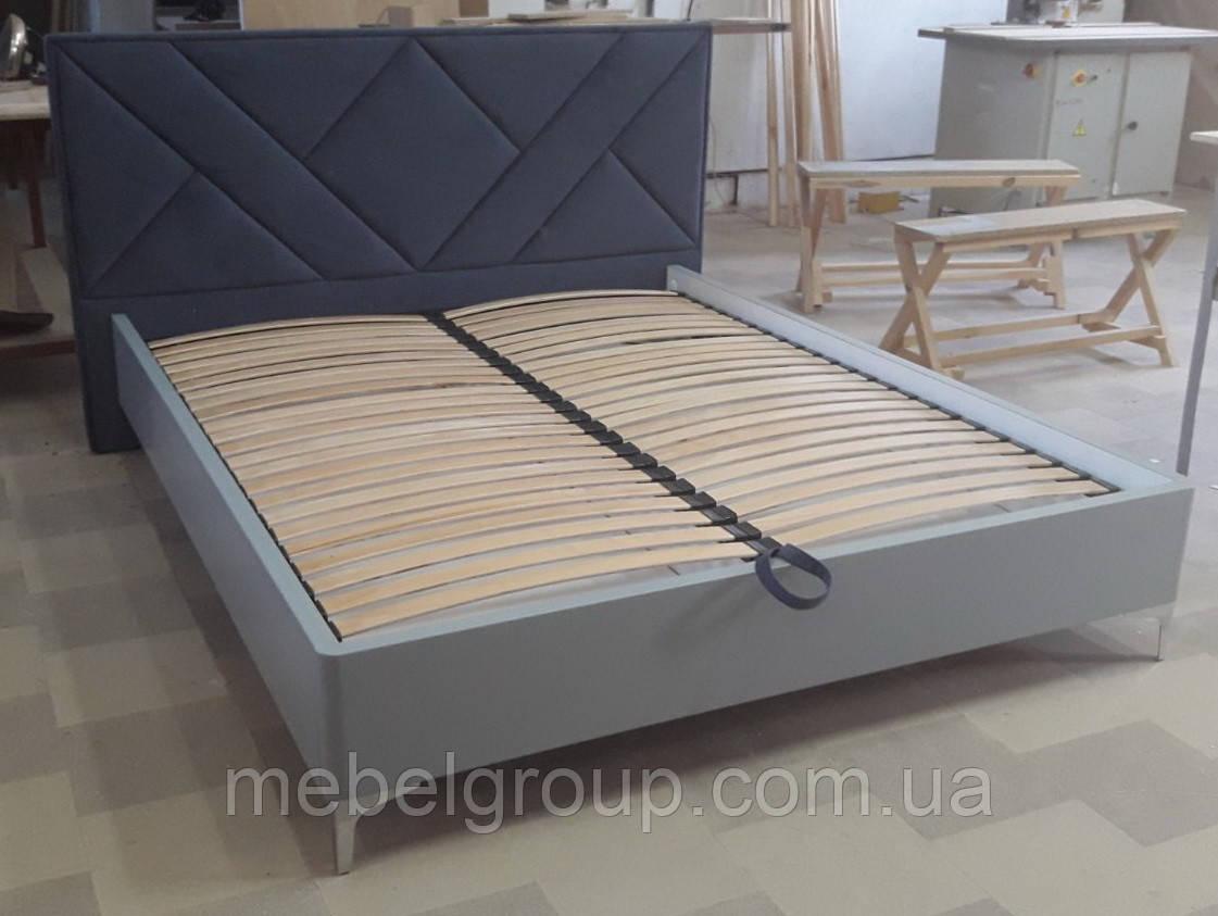 Кровать Париж 180*200 в шпоне