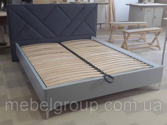 Кровать Париж 180*200 в шпоне, фото 2