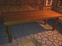 Стол дубовый , фото 1