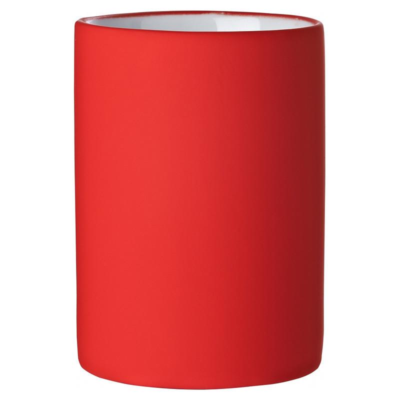Стакан для ванны Ridder Elegance красный 222201.06