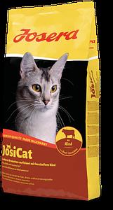 JosiCat Rind 10 кг. Корм для котов с говядиной