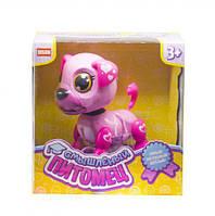 """Интерактивная игрушка """"Смышлённый питомец: щенок"""" (розовый) E5599-7"""