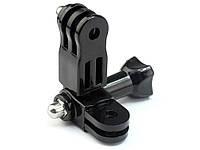 Шарнирное крепление для камер GoPro и аналогов