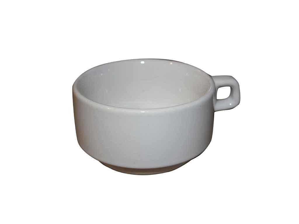 "Чашка керамика 320 мл Снежка упаковка 6 шт ""Полигенько"""